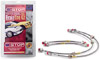 Goodridge Stainless Brake Lines Set - EVO X