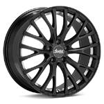 Advanti Fs Fastoso Black with Machined Undercut set of 4 Wheels - Evo X/Ralliart