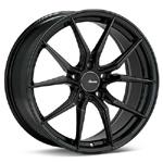 Advanti HY Hbris Black Painted Set of 4 Wheels - Lancer Ralliart