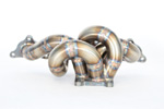 DOC Race Stock Replacement Manifold - Evo 8/9