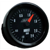 AEM Analog Boost Gauge 0 to 60PSI
