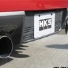 HKS Hi-Power Dual Exhaust System - EVO X