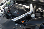 CBRD Hot Charge Pipe - Ralliart