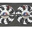 Flex-a-lite 410 Low Profile Puller Fan - EVO X