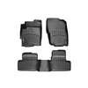 WeatherTech Black FloorLiner Digital Fit Floor Mats - EVO X