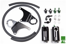 Radium Engineering RH PCV Catch Can Kit  - Evo 8/9