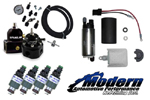 MAPerformance 500+ WHP Pump Gas Fuel System - Evo 8/9