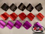 Kozmic Motorsports Aluminum Cam Sensor Heat Sheild  - Evo X