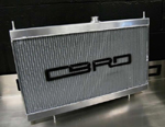 "CBRD 1"" Ultra Slim Radiator - Evo 8/9"