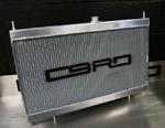"""CBRD 1"""" Ultra Slim Radiator - Evo 8/9"""