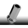 BLOX Racing SCM435 Chromoly Lug Nut - Black Chrome 12 x 1.5mm Set of 20***Discontinued***