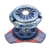 Exedy Stage 2 Cerametallic Clutch Kit - EVO X GSR
