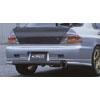 C-West Rear Bumper - EVO 8/9