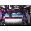 Cusco Rear Member Rear Power Brace EVO X (must modify exhaust heat shield)