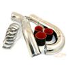 """JM Fab 3"""" Upper IC Pipe Kit - EVO 8/9"""