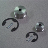 Buschur Racing Under Hood Shifter Bushings 2pc - EVO 8/9 (5 Speed)
