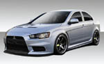 Extreme Dimensions 6PC Duraflex Evo X V3 Body Kit - 08-15 Lancer