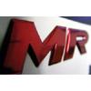 Mitsubishi OEM MR Badge - EVO X
