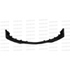 Seibon RA Style Carbon Fiber Front Lip - EVO 9