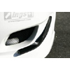 Ings+1 N-Spec FRP Front Canards - EVO X