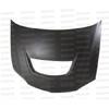 Seibon OEM Style Dry Carbon Fiber Hood - EVO 8/9