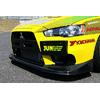 Jun Auto Carbon Fiber Front Lip Spoiler - EVO X