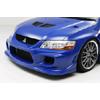 Ings+1 N-Spec FRP Front Bumper - EVO 8/9
