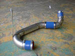 Ultimate Racing Lower Intercooler Hardpipe Kit - Evo 8/9