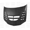 Seibon CWII Style Dry Carbon Fiber Hood - EVO 8/9