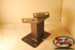 Kozmic Motorsports Light Weight Aluminum Bumper Brackets  - Evo X