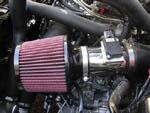 Ultimate Racing Short Ram Intake - Evo X
