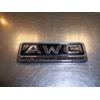 Mitsubishi OEM AWC Emblem