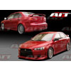 AIT Racing C-Weapon Style 4pc Complete Body Kit - Lancer 2007-2009