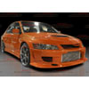 AIT Racing CW Style Front Bumper - EVO 8/9