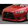 AIT Racing C-Weapon Style Front Bumper - Lancer 2008-2012