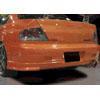 AIT Racing CW Style Rear Bumper - EVO 8/9