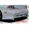 AIT Racing VS Style Rear Bumper - EVO 8/9