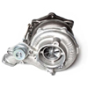 ATP Garrett Dual Ball Bearing Twin-scroll GT3071R Bolt-on Turbo Kit, EVO X - Internally wastegated