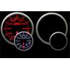 ProSport Premium 52mm Electric Oil Temperature Gauge Amber/White