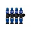 FIC 2150cc BlueMax Injector Set (High-Z) - EVO 8/9