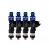 FIC 650cc Injector Set (High-Z) - EVO 8/9