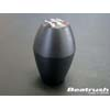 "Beatrush Shift Knob M10x1.25 ""Black"" Type C 6spd - EVO X"