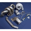 Buschur Racing HTA3076 Turbo Kit w/ Tubular Header - EVO 8/9