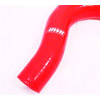 Blackworks Silicone Hose Kit Red - EVO 9