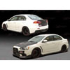 B-Magic Carbon Fiber 6pc XRS Body Kit - EVO X