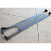 B-Magic XRS Carbon Fiber Side Skirts - EVO X 08-14
