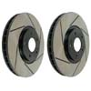 WORKS Front Slotted Rotors - EVO 8/9