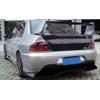 Bay Speed Aero OEM Style Carbon Fiber Trunk - EVO 8/9