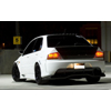 Bay Speed Aero VT Style Rear Carbon Fiber Diffuser - EVO 8/9