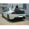 Bay Speed Aero OEM CF Center Trunk Spoiler - EVO 8/9